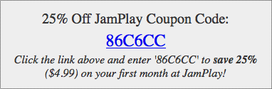 Jamplay review jamplay coupon code jamplay coupon code fandeluxe Gallery