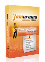 Jamorama Product Box